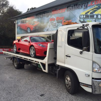 Vehicle transport to all areas of Sydney